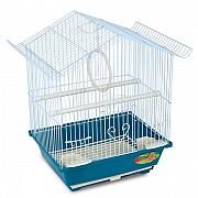 """Клетка для птиц """"Triol"""" (цинк), 30x23x39 см"""
