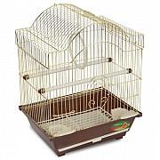 """Клетка для птиц """"Triol"""" (золото), 30x23x39 см"""
