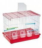 Попугаи волнистые + клетка