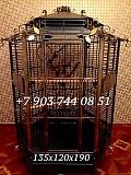 Клетка для крупных видов попугаев, производство Чехия