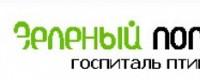 Госпиталь птиц Зеленый попугай»